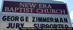 New Era Baptist Sign Crop