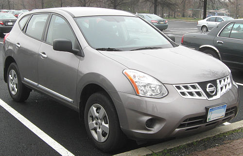Best Rated Crossover Vehicles - Nissan Rogue