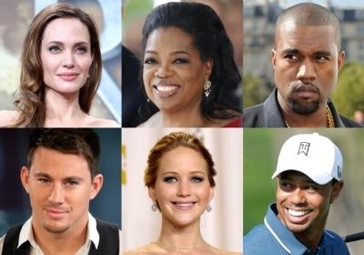 Oprah Winfrey Tops The List Of Most Powerful Celebrities
