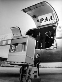 The 5 MB hard disk drive in 1956
