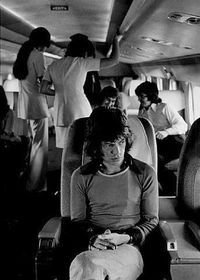 Mick Jagger - photo by Jim Marshall