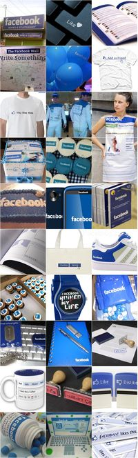If facebook has products