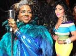Lovebox 2013: Kelis flaps her colourful plumage while Lil' Kim's set is scrapped because she was late to the show