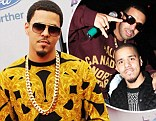 Taking it back... Rapper J. Cole apologised for his offensive lyrics in a verse he contributed to Drake's Jodeci Freestyle