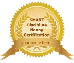 SMART Discipline Nanny Certification