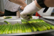 Preparation of an asparagus