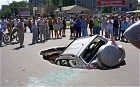 In Pictures: Russia Sinkholes