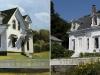 Hopper Hodgkins House 1928 and Charles Sternaimolo Gloucester 2009