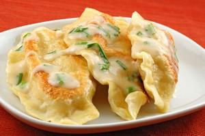 European Food - Pierogi