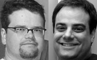 Jeff Atwood and Joel Spolsky