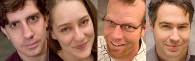 Lane Becker, Amanda Willoughby, Jeff Veen, Ryan Freitas