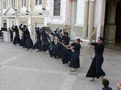 Exhibición de Kendo (nov 15 - 2008)