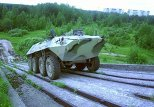 Russia Develops Silent Robotic Armored Vehicle