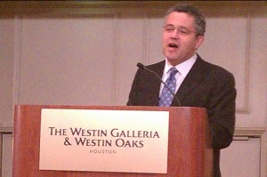 Jeffery Toobin answers Alex Wathen's question about the lack of geographic and educational diversity on the Supreme Court.