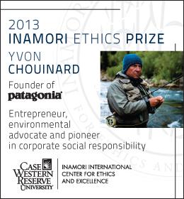 Inamori Award Patagonia