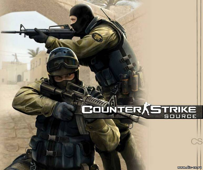 Скачать Counter-Strike Source [ CSS ] v73 [ торрент , torrent ] бесплатно