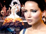 Girl On Fire: Katniss and co burst back onto our screens in the newly-released trailer for The Hunger Games: Catching Fire