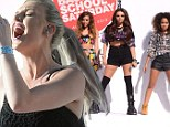 Watch out U.S.A! The Little Mix girls are stepping up their campaign for music world domination