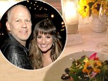'I love him so much': Lea Michele enjoys a 'beautiful dinner' with Glee creator and friend Ryan Murphy