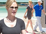 Happy birthday! Melanie Griffith celebrated her 56th birthday with her husband Antonio Banderas in Marbella on Friday