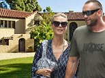 The next step: The 40-year-old star is house hunting in Los Angeles with her boyfriend, Martin Kristen, and the pair are looking at Katy Perry's mansion