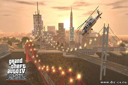 GTA IV: San Andreas BETA 3