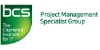 BCS PROMS-G (Project Management Specialist Group) logo