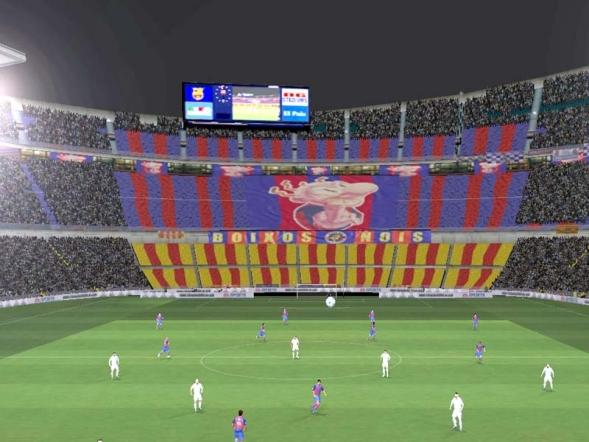 Club de fútbol Barcelona, guía virtual