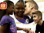 He's finally done something noble: Justin Bieber accepts marriage proposal from 8-year-old fan battling liver disease