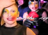 Lyric video: Lady Gaga on Wednesday released a lyric video for her new single Applause after filming it earlier this week