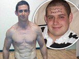 'Cancer was a blessing in disguise': Overweight Hodgkins survivor, 27, beats disease and becomes personal trainer