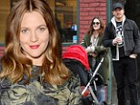 'It's going to happen!': Drew Barrymore says she is planning on having another baby with husband Will Kopelman