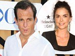 Will Arnett 'is dating' Billy Joel's ex-wife Katie Lee...nearly one year after his divorce from Amy Poehler