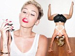 Terry Richardson's Diary featuring Miley Cyrus