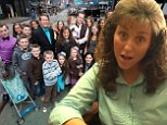 It really is a good book! Michelle Duggar reveals she turned to the Bible for help with controlling her 19 children
