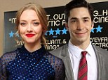 'They're seeing where it goes': Amanda Seyfried 'dating' Justin Long... after spending a cosy night together