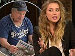 Seriously: Amber Heard revealed to Chelsea Lately that her Paranoia co-star Richard Dreyfuss forgot about twice