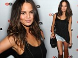 Is that a coded message? Chrissy Teigen tweets about ¿young cocky brats¿ after attending star-studded GQ party