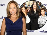 'Why are they so famous?': Katie Couric faces the wrath of angry fans as she publicly disses the Kardashians