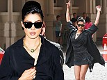 What a show stopper: Priyanka Chopra stops traffic in New York as she shoots a commercial