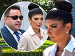 Prosecutor rejects Real Housewives' Teresa Giudice plea deal that would have kept her out of jail in financial fraud case