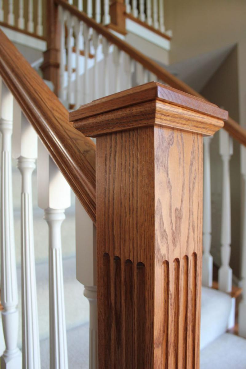 Custom Built Staircase