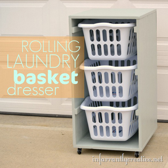 Roundup: 10 DIY Laundry Room and Mudroom Organization Projects ...