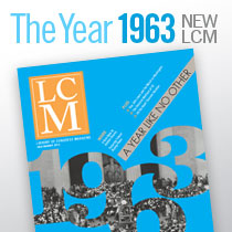 THE YEAR 1963 Library of Congress Magazine