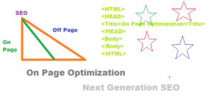 On Page SEO, On Page Optimization, SEO for On Page factor