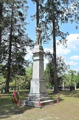 Unionville Confederate Monument