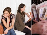 Out of pocket: Your mother would have lost over £11,000 in interest over the period she lent your sister money.