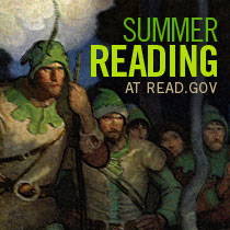 SUMMER READING at Read.Gov Dozens of Authors!