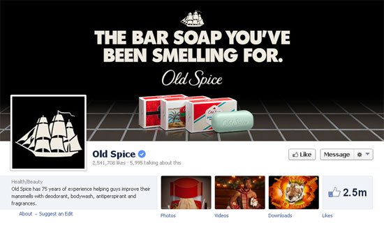 A Best Collection of Facebook Business Pages