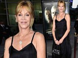 Not Working Girl? Melanie Griffith, 56, takes angry swipe at Hollywood for its obsession with 'youth and beauty'